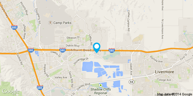 Livermore Premium Outlets on Map